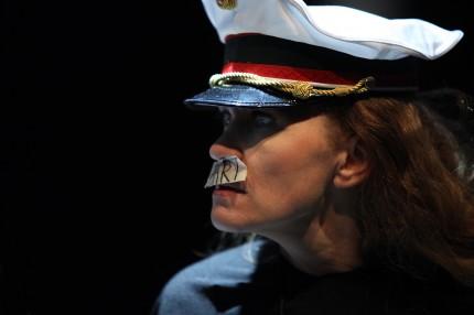 """Leonce und Lena"", Polizist"